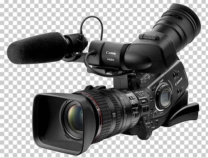 Digital Video Professional Video Camera Camcorder High-definition Video PNG, Clipart, Camera, Camera Accessory, Camera Lens, Cameras Optics, Canon Free PNG Download
