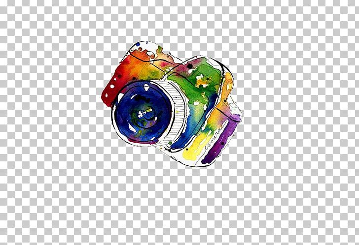 Camera Watercolor Painting Photography PNG, Clipart, Art, Camera, Camera Icon, Camera Logo, Drawing Free PNG Download