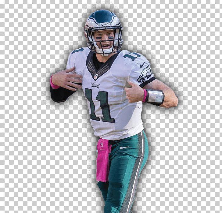 wholesale dealer f99dd 655ad Philadelphia Eagles Carson Wentz American Football ...