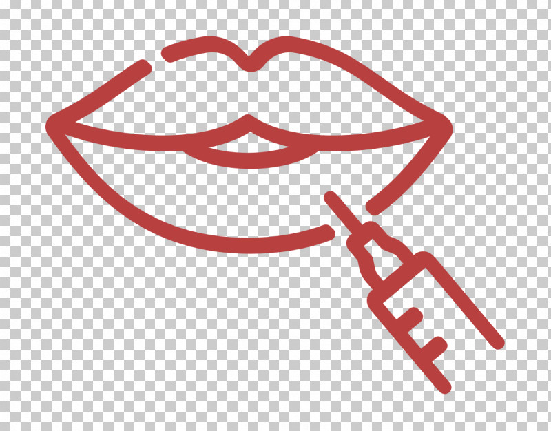 Mouth Icon Hairdressing And Esthetics Icon Dermal Filler Icon PNG, Clipart, Aesthetic Medicine, Aesthetics, Clinic, Dermal Filler Icon, Dermatology Free PNG Download