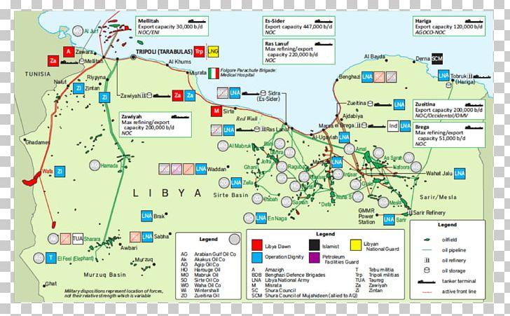 Libya Sarir Field Oil Refinery Map Petroleum PNG, Clipart