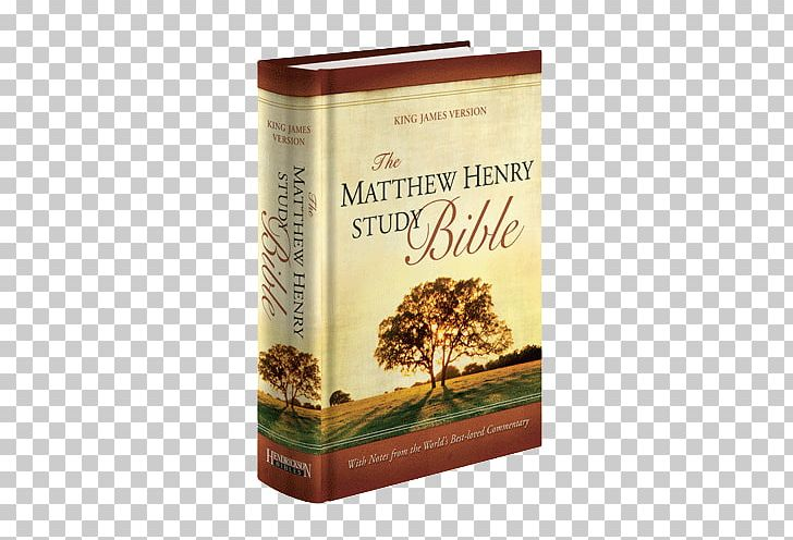 The King James Version Matthew Henry Study Bible PNG, Clipart, Free