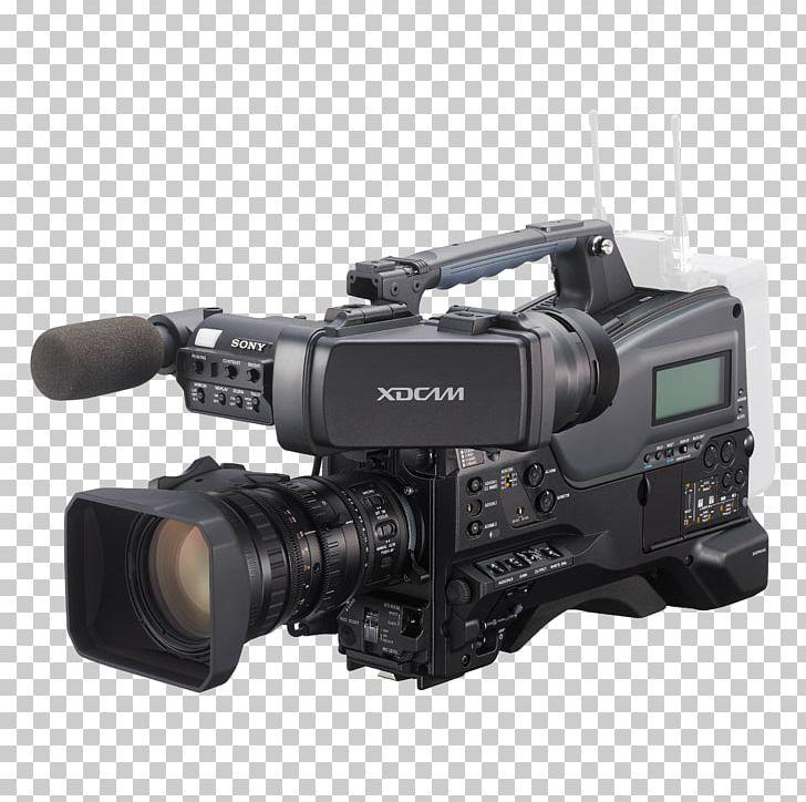XDCAM HD Sony XDCAM PMW 300K1 Video Cameras SxS PNG Clipart