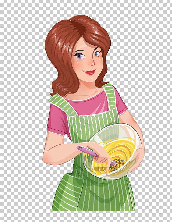 Cartoon Cooking Png Clipart Business Woman Cake Chef Child Fictional Character Free Png Download
