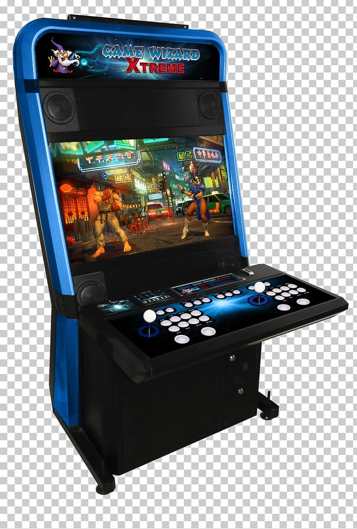 Arcade Cabinet Street Fighter V Xbox 360 Arcade Game Png