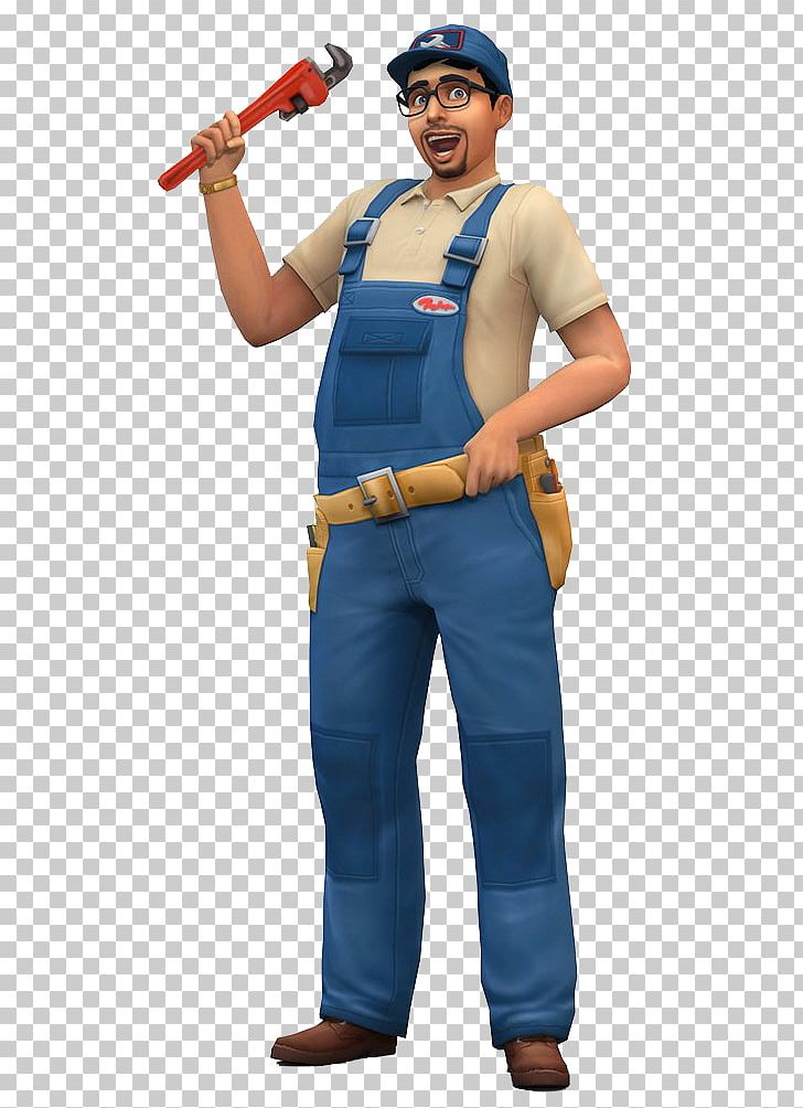 The Sims 4: Get To Work The Sims 4: Seasons The Sims 3: Seasons Les Sims 4 : Saisons PNG, Clipart, Cheating In Video Games, Construction Worker, Costume, Electric Blue, Expansion Pack Free PNG Download