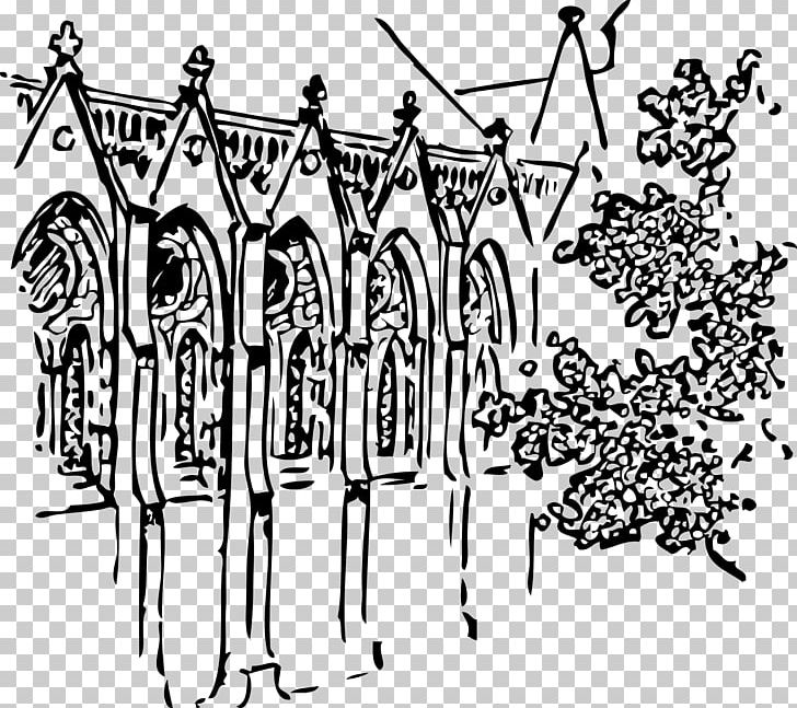 Notre-Dame De Paris Amiens Cathedral Temple In Jerusalem Cathedral Of Brasília PNG, Clipart, Amiens Cathedral, Area, Art, Black And White, Branch Free PNG Download