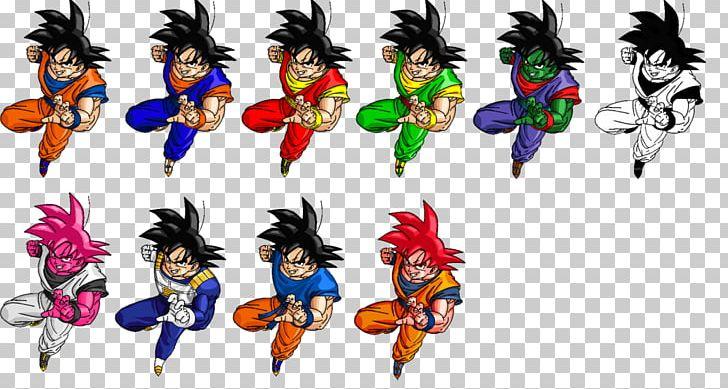 Goku Pixel Art Frieza Vegeta Png Clipart Anime Art
