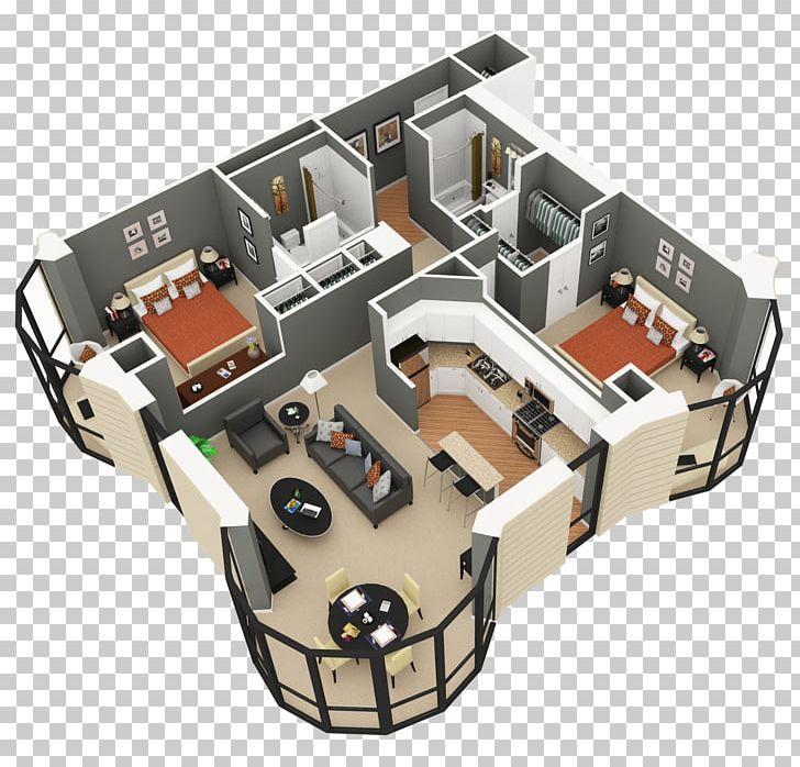 House Plan Bedroom Interior Design Services Png Clipart 3 D 3 D Floor 3 D House
