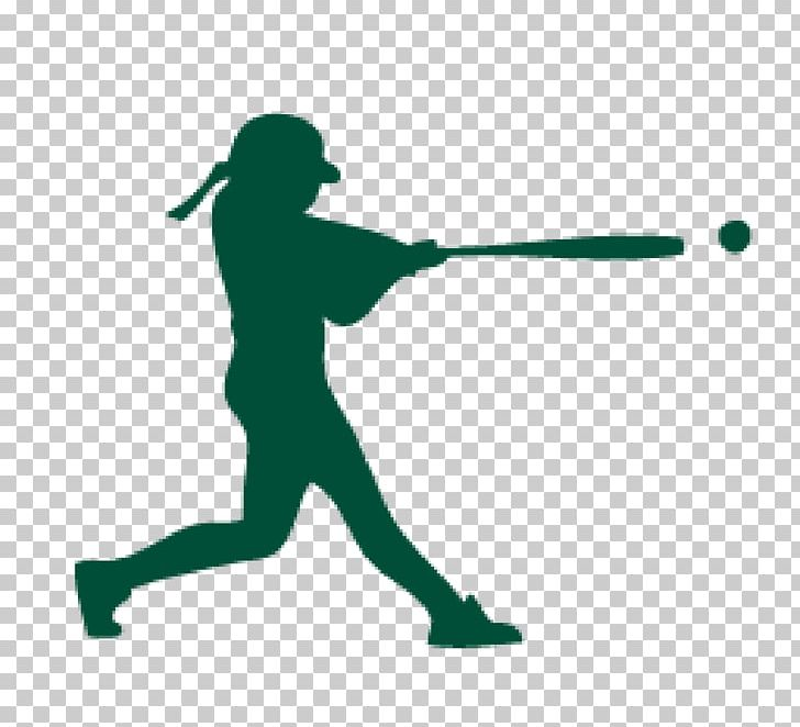 Softball catcher. Batter silhouette png clipart