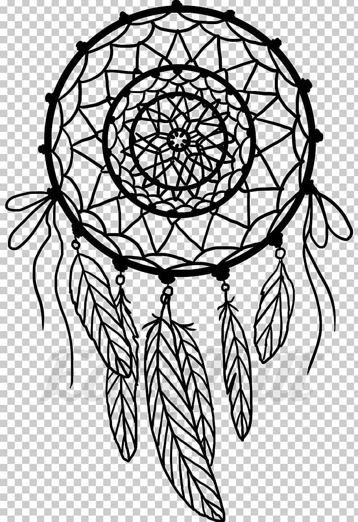 Line Art Tattoo Easytatt Dreamcatcher Feather Png Clipart