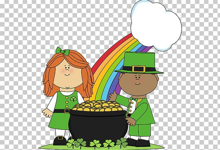 Saint Patricks Day St. Patricks Episcopal Day School Child Shamrock PNG, Clipart, Art, Child, Fictional Character, Food, Green Free PNG Download