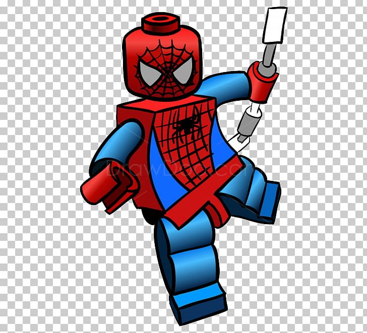 Lego Marvel Super Heroes Lego Spider-Man Drawing PNG