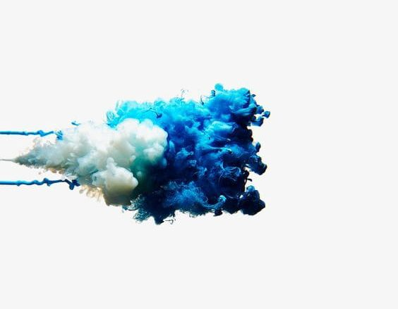 Blue Smoke PNG, Clipart, Blue Clipart, Effect, Fog, Ink, Smoke Free