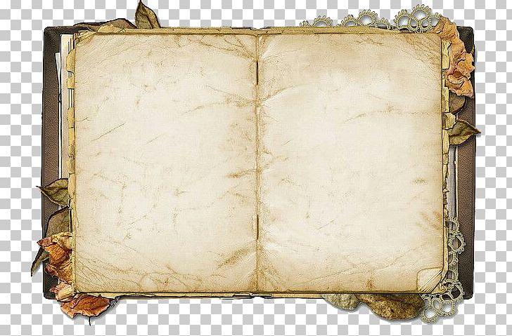 Parchment antique. Paper book png clipart
