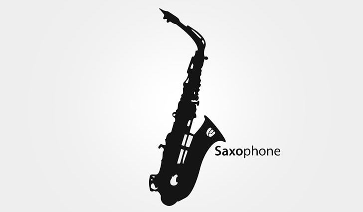 Alto Saxophone Drawing Musical Instruments Silhouette PNG, Clipart, Alto Saxophone, Art, Black, Black And White, Brand Free PNG Download