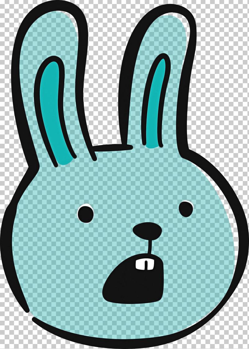 Rabbit Snout PNG, Clipart, Cartoon Rabbit, Cute Rabbit, Rabbit, Snout Free PNG Download