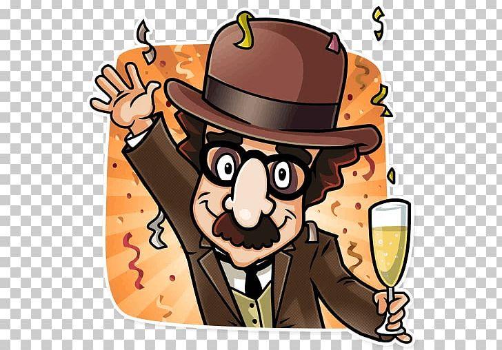 Cartoon Sticker Telegram Illustration PNG, Clipart, Bear, Cartoon, Character, Download, Eyewear Free PNG Download