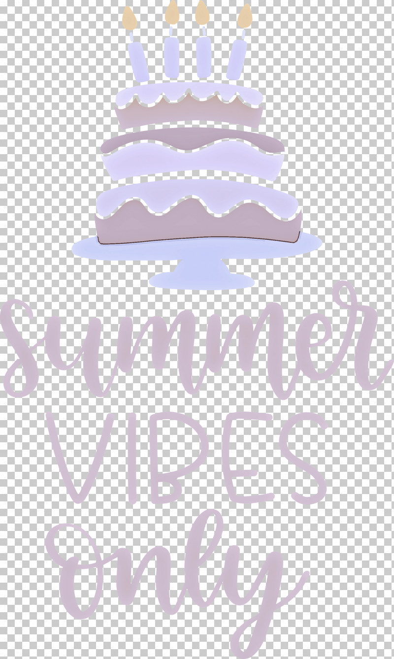 Summer Vibes Only Summer PNG, Clipart, Birthday, Birthday Cake, Buttercream, Cake, Cake Decorating Free PNG Download
