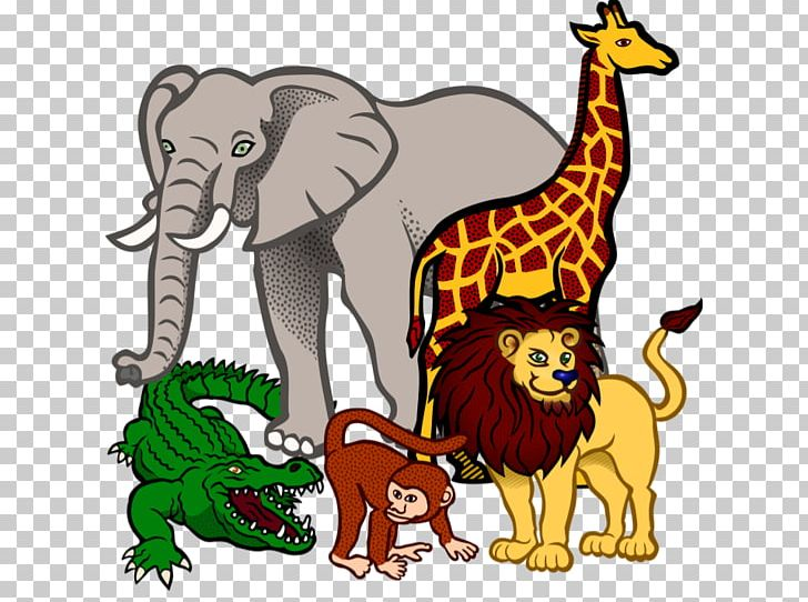 The Carnival Of The Animals Lion Tiger PNG, Clipart, Animal