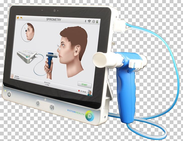 Spirometry Telehealth Remote Patient Monitoring Telemedicine Medical