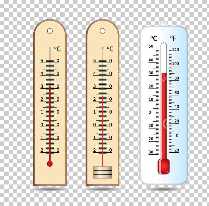 Thermometer Temperature Measuring Instrument Illustration