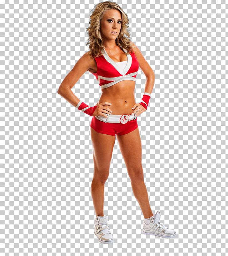 Houston Rockets Cheerleading Uniforms Active Undergarment Nba