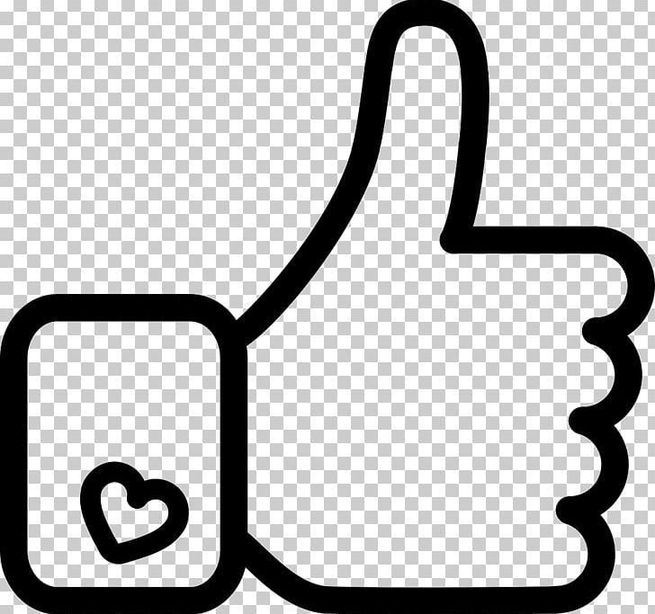 Like Button Thumb Signal Computer Icons Symbol PNG, Clipart, Area, Black And White, Computer Icons, Download, Facebook Free PNG Download