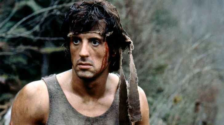 Sylvester Stallone John Rambo First Blood Film Producer ...
