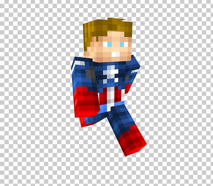 Minecraft: Pocket Edition Captain America Minecraft: Story