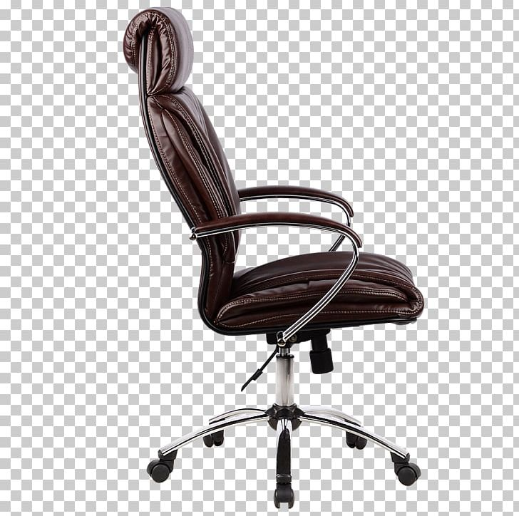 Wing Chair Office & Desk Chairs Büromöbel Swivel Chair PNG, Clipart, Angle, Armrest, Artificial Leather, Black, Bonded Leather Free PNG Download