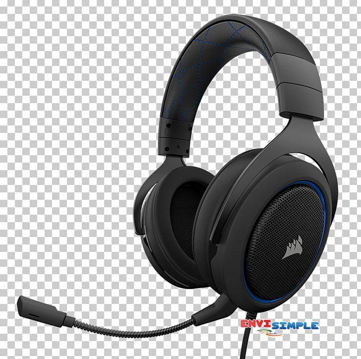 Corsair HS50 Headset Corsair Components Headphones Corsair GLAIVE RGB PNG, Clipart,  Free PNG Download