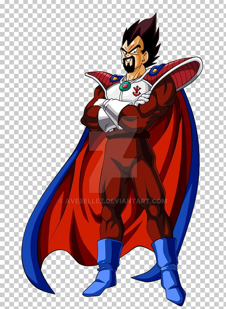King Vegeta Goku Kaiō Dragon Ball Z Dokkan Battle Png