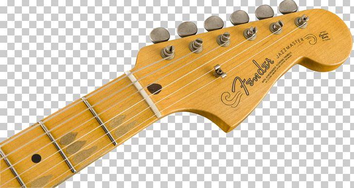 Acoustic-electric Guitar Fender Jazzmaster Fender Telecaster Custom Fender Stratocaster PNG, Clipart,  Free PNG Download
