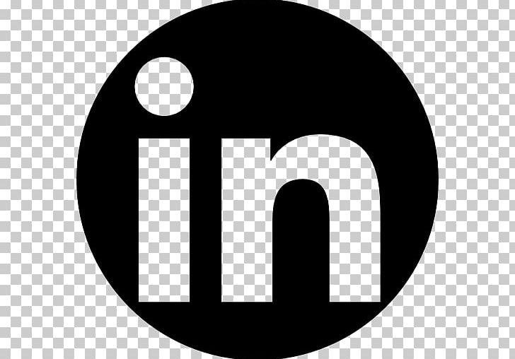 Computer Icons Social Media Linkedin Logo Blog Png Clipart Black And White Blog Brand Circle Computer