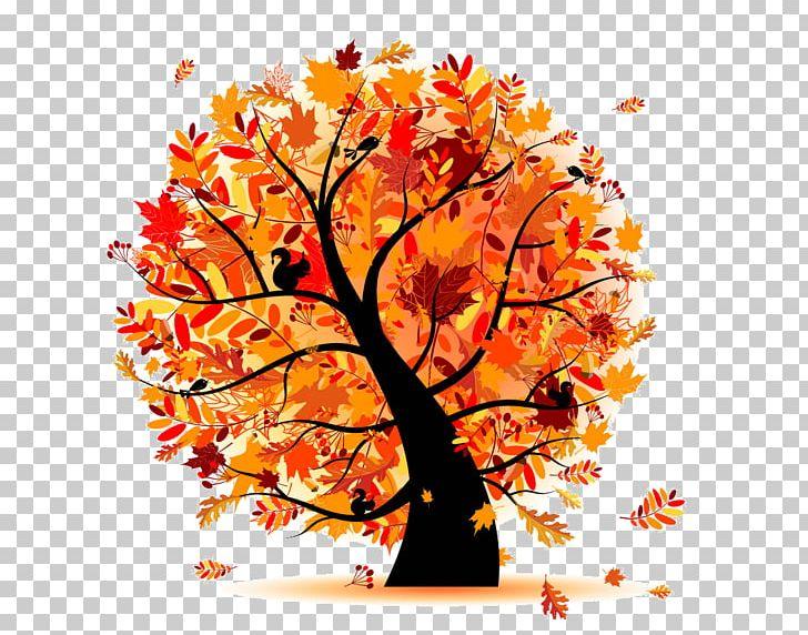 Tree Autumn Png Clipart Autumn Blog Branch Desktop Wallpaper Drawing Free Png Download