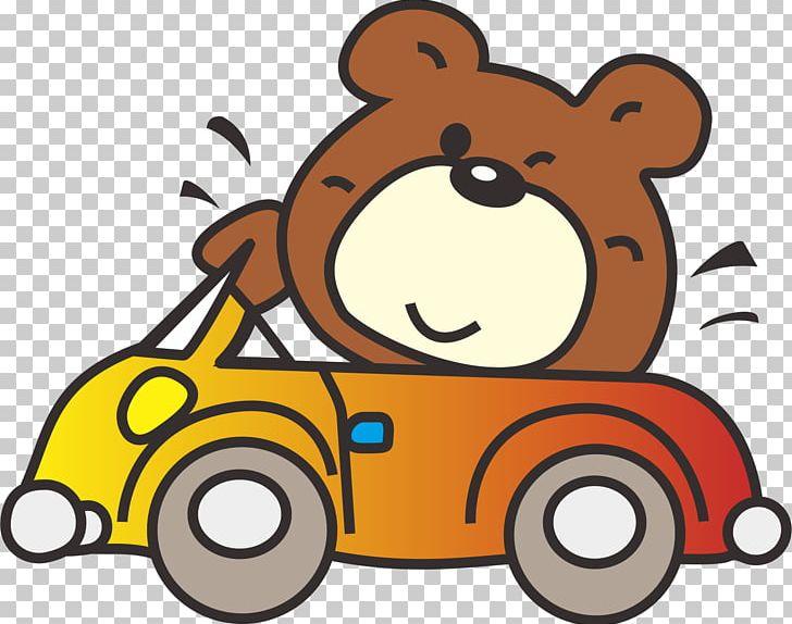 Картинки автомобиля мишка