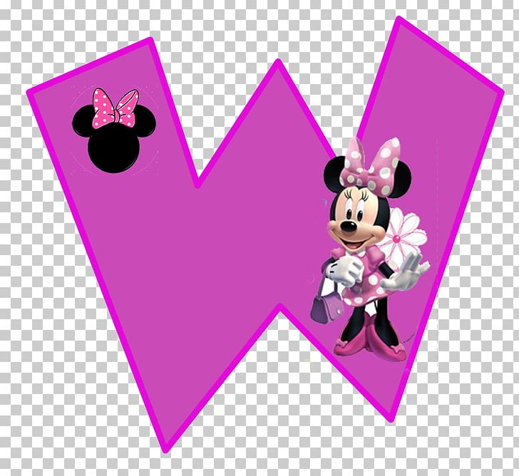 Minnie Mouse Mickey Mouse Letter Alphabet The Walt Disney Company PNG, Clipart, Alphabet, Bas De Casse, Cartoon, Fictional Character, Heart Free PNG Download