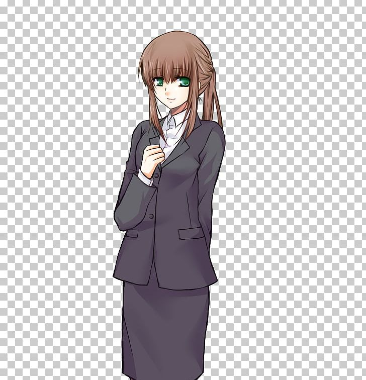 School Uniform Character Outerwear Clothing Png Clipart Anime