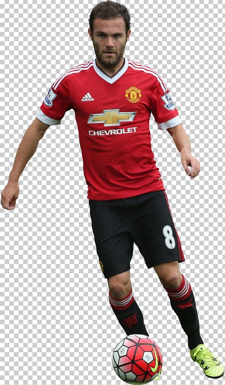 new concept 104be 4deb7 Juan Mata Jersey Peloc Manchester United F.C. Football PNG ...