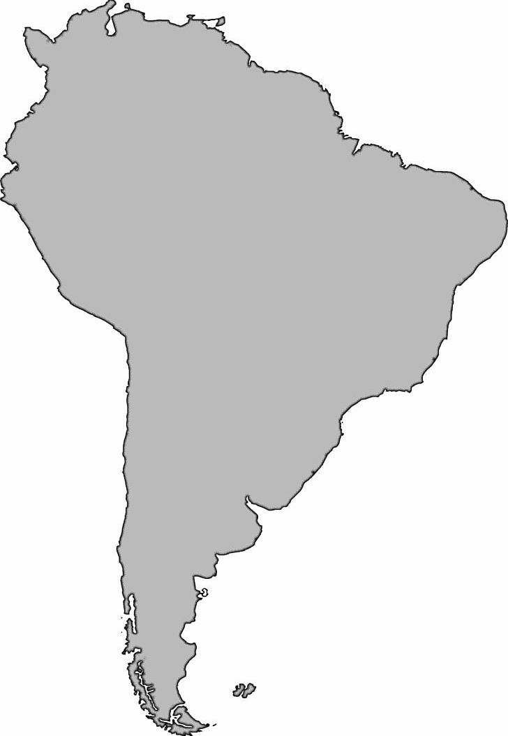 United States South America Blank Map PNG, Clipart, Americas ...