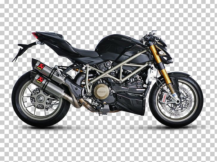 Street Fighter Motorcycle >> Honda Exhaust System Car Ducati Streetfighter Motorcycle Png