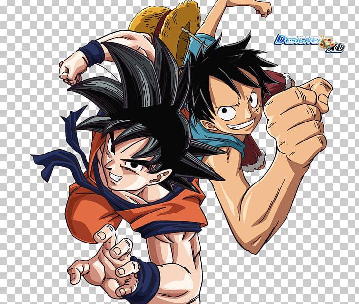Goku Vs Monkey D Luffy Vs Toriko