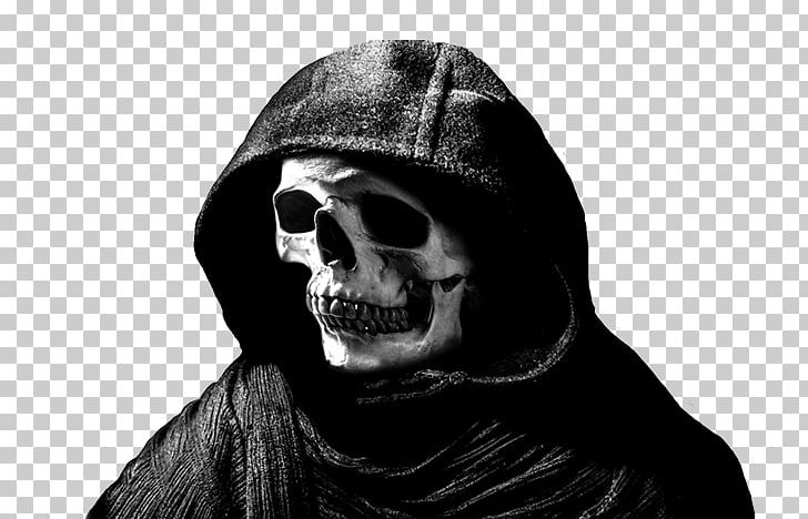 Skull Face Skeleton Death Drawing Png Clipart Black And White