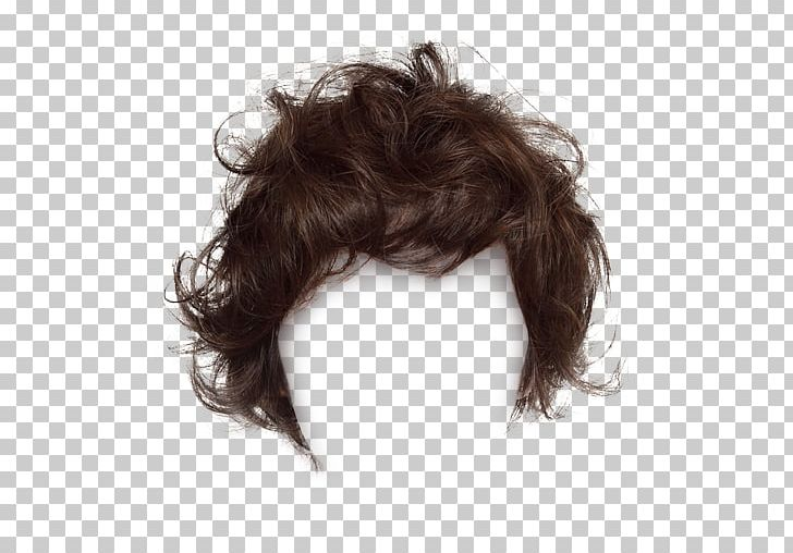 Long Hair Wig Hairstyle Png Clipart Background Black Barrette