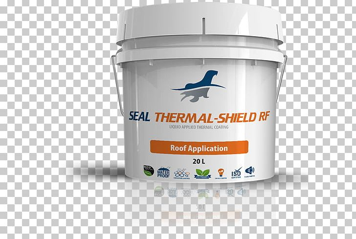 Thermal Insulation Roof Coating Radiant Barrier Insulative