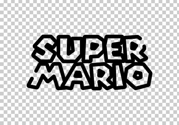 Mario Bros  Super Mario Run Paper Mario Logo PNG, Clipart