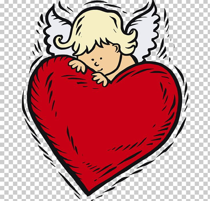 Valentine's Day Love 14 February Gift Angel PNG, Clipart, Angel, Birthday, Cupid, Fictional Character, Gift Free PNG Download