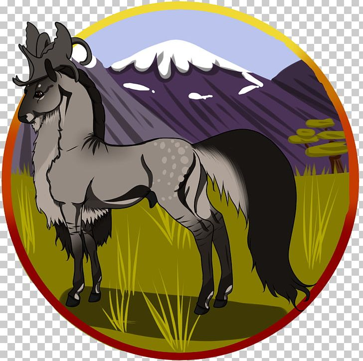 Mustang Stallion Halter Cartoon PNG, Clipart,  Free PNG Download