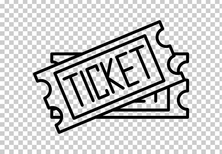 Ticket Cinema Computer Icons Encapsulated PostScript PNG, Clipart, Angle, Area, Black, Black And White, Box Office Free PNG Download